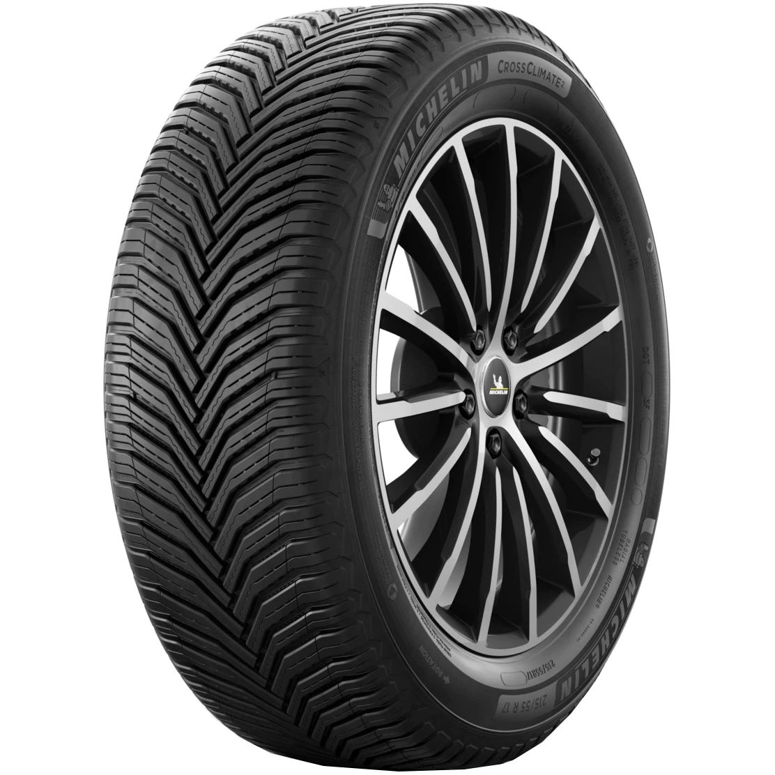 Anvelope all seasons 195/65 R15 Michelin CrossClimate2 M+S